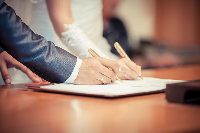 как восстановить свидетельство о браке