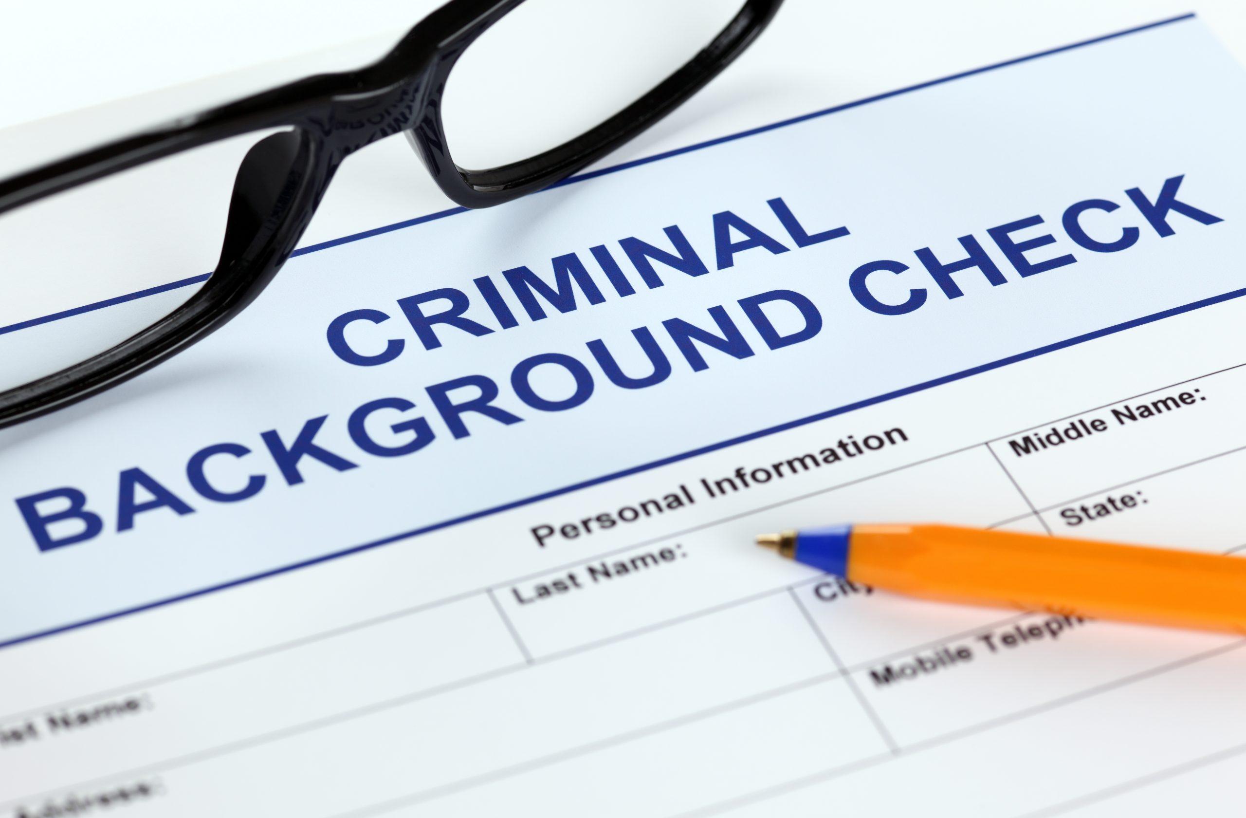 Документ о несудимости гражданина